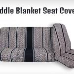 Black-saddle-seat-cover