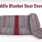 Burgandy-Saddle-seat-cover