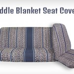 Gray-saddle-seat-cover