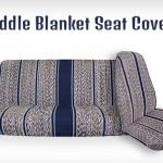 Navy-Blue-saddle-seat-cover