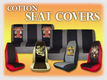Honda Cotton Seat Covers